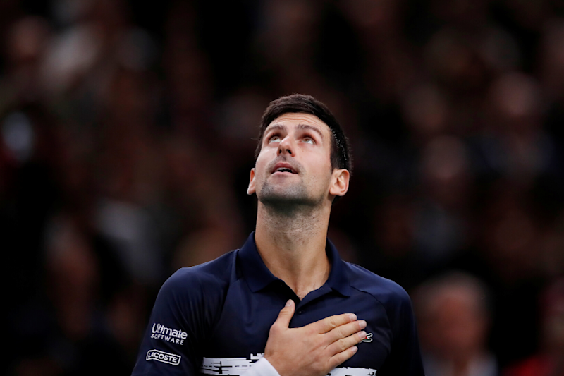 Australian Open: Novak Djokovic is 'The Man' to Beat at Melbourne Park