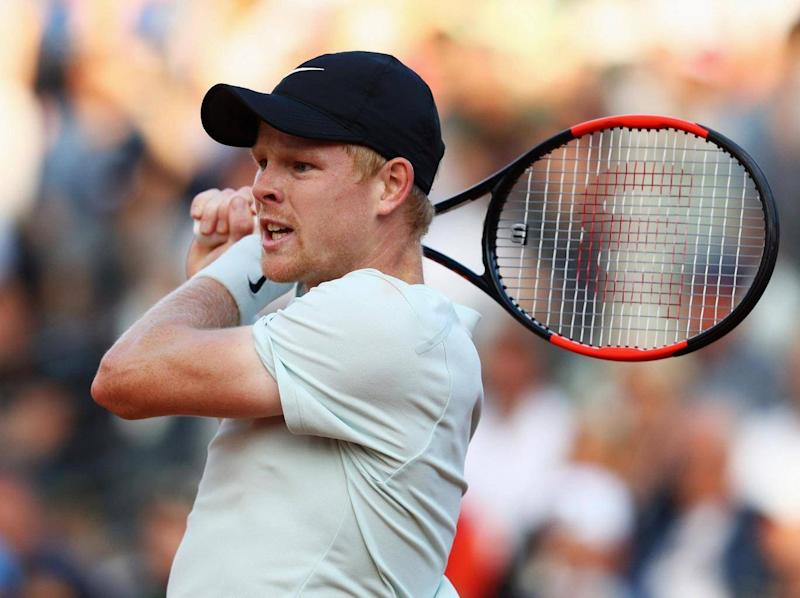 Kyle Edmund has taken huge steps forward in the first five months of the year (Getty Images)