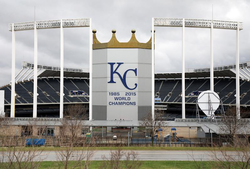 How the Kansas City Royals have made the most of the unique circumstances surrounding MLB's pandemic shutdown. (Photo by Jamie Squire/Getty Images)