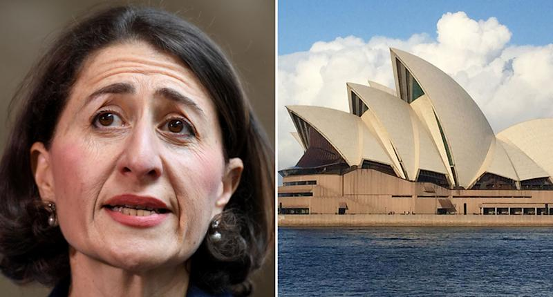 Big win for Jones as Premier backs Racing NSW Opera House request