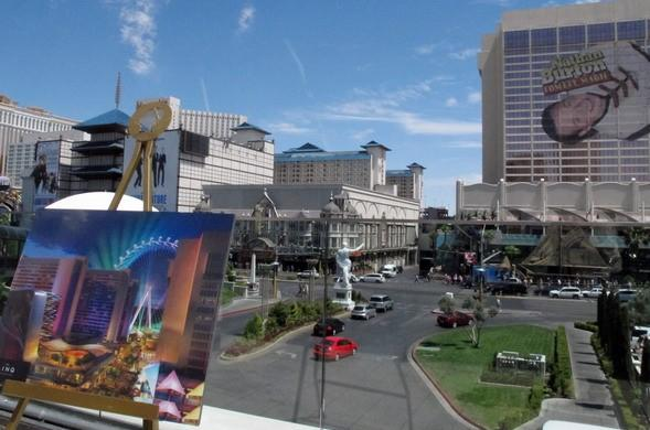 Las Vegas to build world's tallest ferris wheel for high rollers