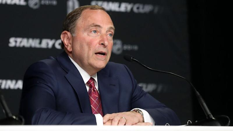 Bettman: 'Safety is paramount' in NHL Return to Play, 2020 Stanley Cup Qualifiers