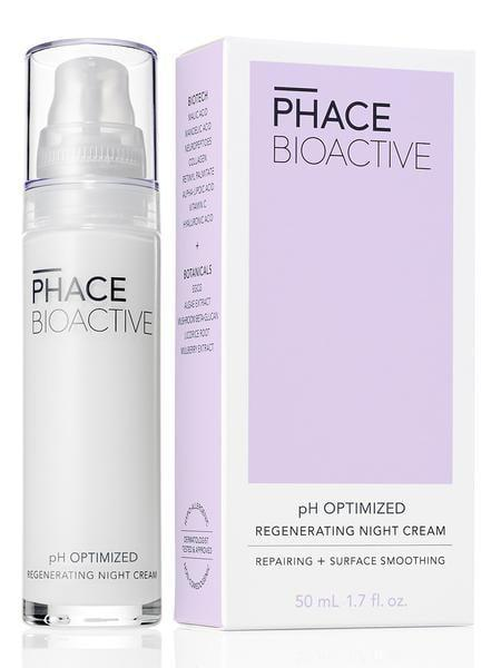 """<p>""""All of the products from Phace Bioactive are pH-optimized to help protect skin from bacterial growth, while helping to plump and brighten the skin. The <a href=""""https://www.popsugar.com/buy/Phace-Bioactive-Soothing-Day-Cream-Primer-SPF-46-585116?p_name=Phace%20Bioactive%20Soothing%20Day%20Cream%20%2B%20Primer%20SPF%2046&retailer=phacebioactive.com&pid=585116&price=80&evar1=bella%3Aus&evar9=43881299&evar98=https%3A%2F%2Fwww.popsugar.com%2Fbeauty%2Fphoto-gallery%2F43881299%2Fimage%2F47576645%2FPhace-Bioactive-Soothing-Day-Cream-Primer-SPF-46&list1=makeup%2Cbeauty%20products%2Cacne%2Cbeauty%20shopping%2Cbeauty%20tips%2Cbeauty%20interview%2Cbeauty%20news%2Cskin%20care&prop13=mobile&pdata=1"""" class=""""link rapid-noclick-resp"""" rel=""""nofollow noopener"""" target=""""_blank"""" data-ylk=""""slk:Phace Bioactive Soothing Day Cream + Primer SPF 46"""">Phace Bioactive Soothing Day Cream + Primer SPF 46</a> ($80) in particular is a three-in-one product, hydrating, priming, and protecting the skin from UVA/UVB rays. The oil-free formula goes on completely sheer and acts as the perfect base for makeup application. I love using it on my acne-prone clients."""" – <a href=""""https://www.soloartists.com/tyme-portfolio"""" class=""""link rapid-noclick-resp"""" rel=""""nofollow noopener"""" target=""""_blank"""" data-ylk=""""slk:Justin Tyme, makeup artist"""">Justin Tyme, makeup artist</a></p>"""