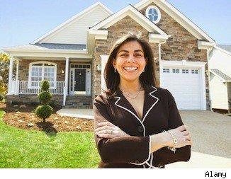 Young homebuyer