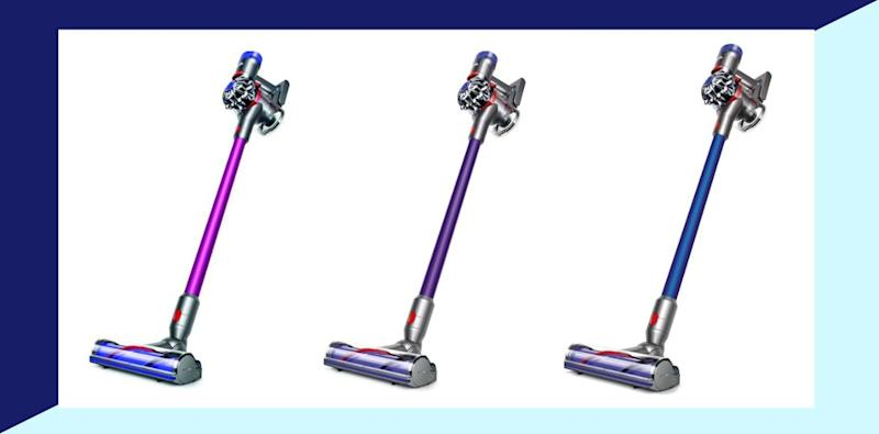 You won't miss a spot with these Dyson deals at Nordstrom Rack. (Photo: Nordstrom Rack)
