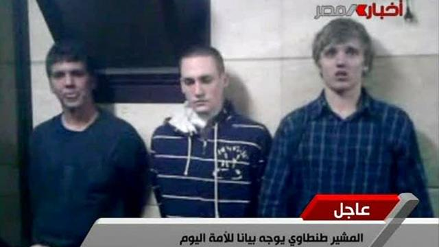 Three American Students Arrested in Cairo