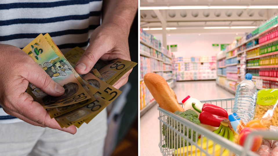 Australians have been told to take a closer look at their savings accounts. (Images: Getty).