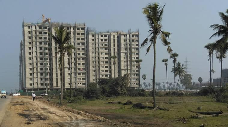 Construction in Amaravati comes to a grinding halt