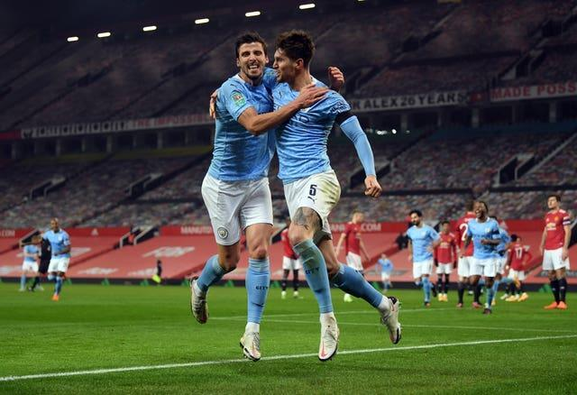 City won their last derby against United, in the Carabao Cup, in January