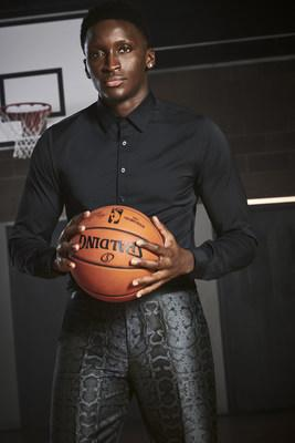 Victor Oladipo in Express NBA Game Changers Campaign