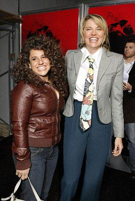 """Premiere: <a href=""""/movie/contributor/1804503131"""">Marissa Jaret Winokur</a>  and <a href=""""/movie/contributor/1800250365"""">Lucy Lawless</a> at the Los Angeles premiere of Columbia Pictures' <a href=""""/movie/1809740239/info"""">30 Days of Night</a> - 10/16/2007<br>Photo: <a href=""""http://www.wireimage.com"""">Eric Charbonneau, WireImage.com</a>"""
