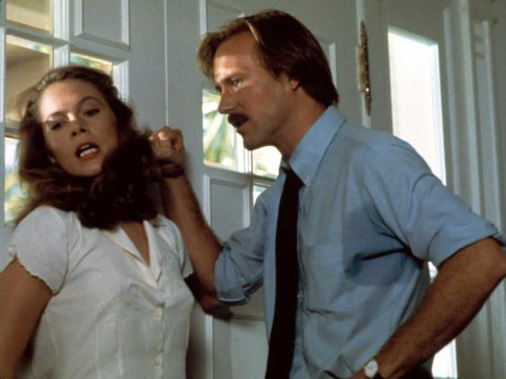The plot of Body Heat takes a final twist in the final third of the film (Rex)
