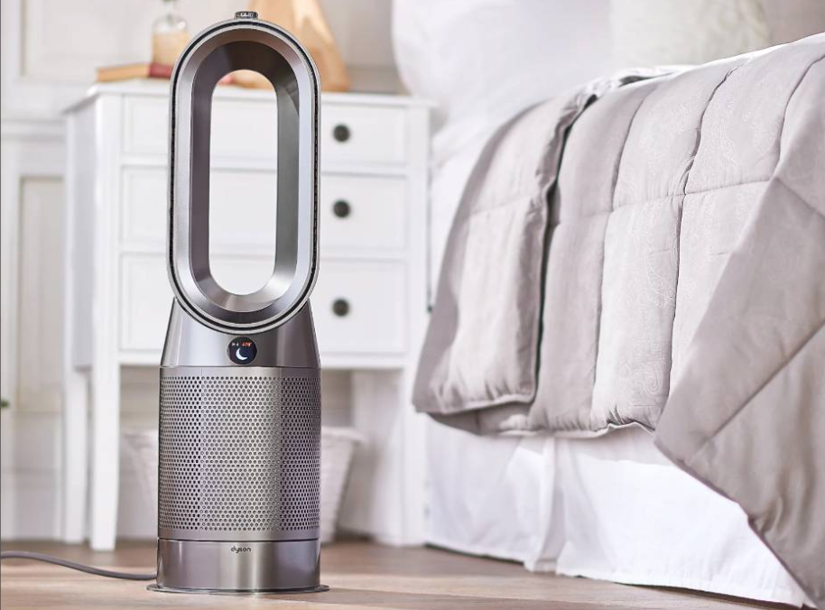 Filter out dust and indoor pollutants to turn your bedroom into a haven. (Photo: QVC)