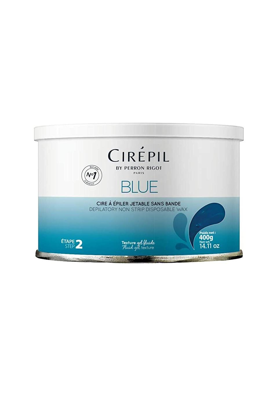 """This gentle hard wax easily removes both the coarsest and finest of hairs in a matter of minutes, leaving you with skin so smooth that you're going to have to sit on your hands stop yourself from stroking your underarms and legs in public.This stuff is used in a lot of high-end salons, too, so this tin truly pays for itself in """"trips not taken to get professionally waxed.""""<br /><br /><strong>Promising review:</strong>""""<strong>This is the best hard wax I have ever tried! I</strong>prefer to use hard wax over any other wax hands down. I use it on myself and on my friends, family and clients. I have found that this works best for me when used on clean, oiled (lightly) skin. Using a light oil helps prevent the wax from sticking to & pulling on the skin, therefore only grabbing the hair.<strong>Easy to use and easy cleanup.</strong>I have found my holy grail hard wax and will be repurchasing every time I start getting low."""" —<a href=""""https://www.amazon.com/gp/customer-reviews/R2A7JYWL2O8FZR?&linkCode=ll2&tag=huffpost-bfsyndication-20&linkId=c9807efd43e1dd1cc45142305a380057&language=en_US&ref_=as_li_ss_tl"""" target=""""_blank"""" rel=""""noopener noreferrer"""">Stillkickin</a> <br /><br /><strong>Get it from Amazon for <a href=""""https://www.amazon.com/dp/B008L0AH4U?&linkCode=ll1&tag=huffpost-bfsyndication-20&linkId=c0d6f407bc734ee9986623eed68f6ed5&language=en_US&ref_=as_li_ss_tl"""" target=""""_blank"""" rel=""""noopener noreferrer"""">$24.99</a>.</strong>"""