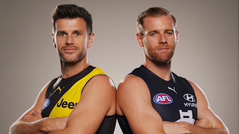 Richmond will open their AFL title defence against Carlton at an empty MCG on Thursday night