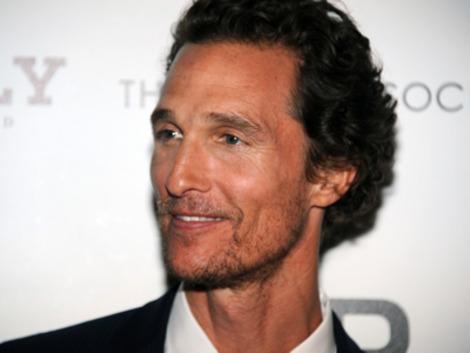 Has your man ever taken a lesson from Matthew McConaughey's characters?