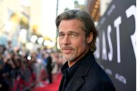<p>Pitt's facial hair has been graying for years, and the actor knows how to rock it. But at the premiere of <em>Ad Astra</em>, we first started seeing him go gray at the temples. </p>