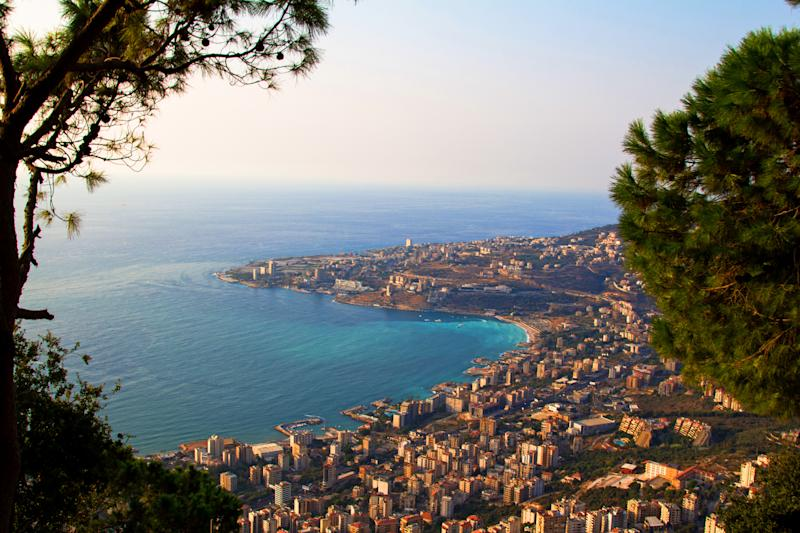 Beirut came second on the list (Getty)