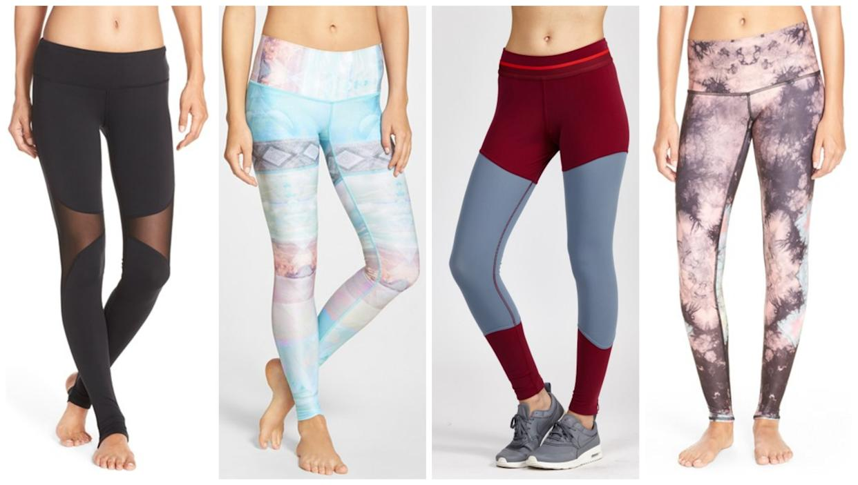 best yoga pants for every occasion