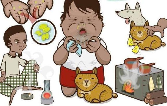 Does your child get frequent Upper Respiratory Tract Infections?