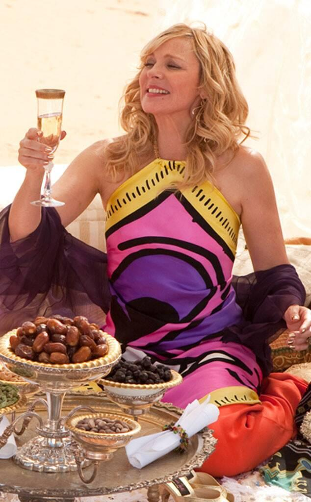 Kim Cattrall, Sex and The City 2 Movie