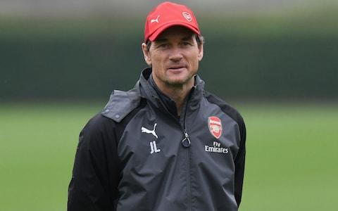 "Steve Bould will continue as assistant Arsenal manager under Arsene Wenger's successor Unai Emery, the Premier League club have announced. Emery was named Arsenal boss in May, giving the Gunners a first new manager in almost 22 years, since Wenger's appointment in October 1996. Bould was named assistant to Wenger in May 2012, after the retirement of the long-serving Pat Rice, and continues as one of two assistant head coaches under Emery. Juan Carlos Carcedo, Emery's long-time assistant, will be alongside him in the dugout. Bould's position in Emery's backroom staff provides some continuity from the Wenger era. Jens Lehmann's departure has been confirmed Credit: getty images Director of high performance Darren Burgess and goalkeeping coach Sal Bibbo, both of whom were appointed in July 2017, remain in place. The Gunners confirmed the departures of first-team coaches Neil Banfield, Tony Colbert, Jens Lehmann, Gerry Peyton and Boro Primorac and head of medical services Colin Lewin. Lehmann showed his frustration at the club's decision on Twitter, claiming the ""attitude of the 2004-group [Invincibles] is not needed there anymore."" Dear #Arsenal Fans , I am sorry to leave the club after only one year again. It was a good experience working with the players as one of the assistant-coaches. But the attitude from our 2004-group is not needed there anymore.— Jens Lehmann (@jenslehmann) June 19, 2018 Physiotherapists Andy Rolls and Ben Ashworth, osteopath Dr Philippe Boixel and travel manager Paul Johnson have also left the club. First-team coach Pablo Villanueva, strength and conditioning coach Julen Masach, goalkeeping coach Javi Garcia and data/video analyst Victor Manas complete Emery's staff."