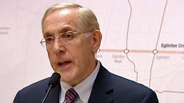 It is necessary for Metrolinx and the TTC to be joined at the hip, as the forthcoming light-rail transit lines are built and brought into service, Transportation Minister Bob Chiarelli said Wednesday.