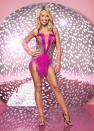 """<p>""""I'm nervous to put on my dancing shoes but can't wait to learn a new skill and have the Strictly tan and makeover!"""" Piper added.<br>(BBC Pictures). </p>"""