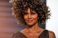 <p>Let's hope we can look this good when we turn 50 – go Halle (Photo: PA) </p>