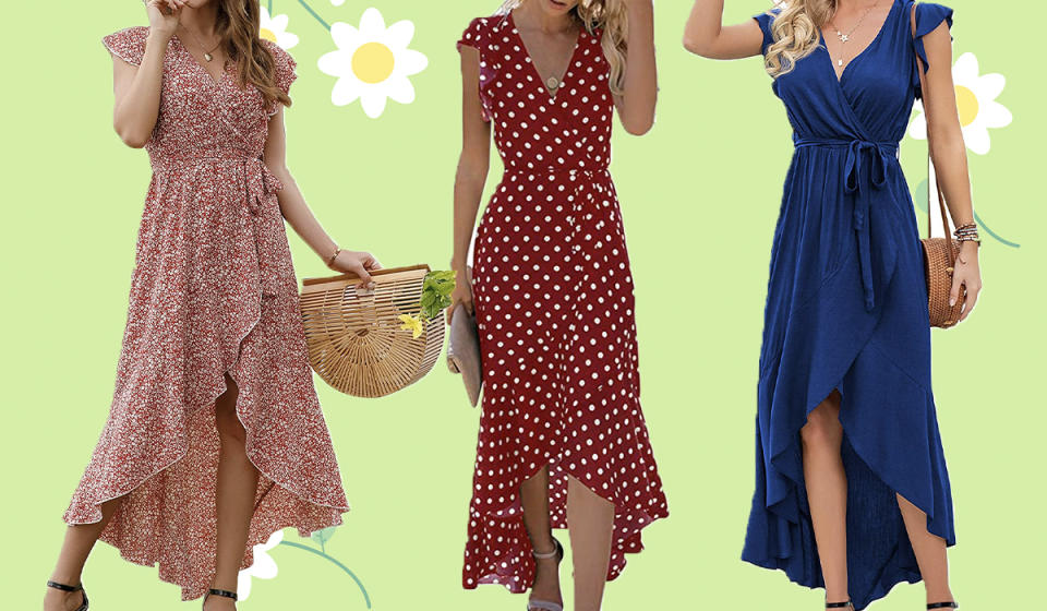 We won't blame you if you grab every color the frock comes in. (Photo: Amazon)