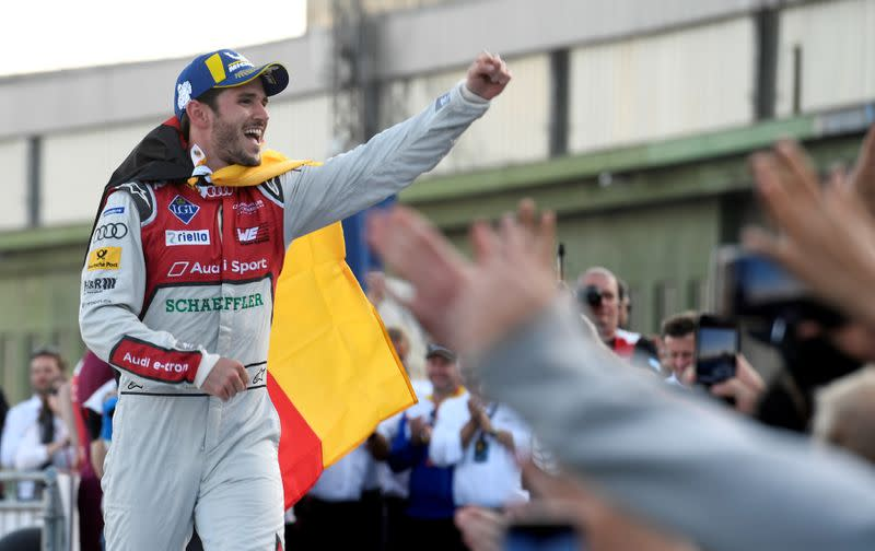 Abt back in Formula E with NIO after being sacked by Audi