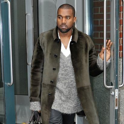 Kanye West Invites The-Dream To Paris To Record New Album