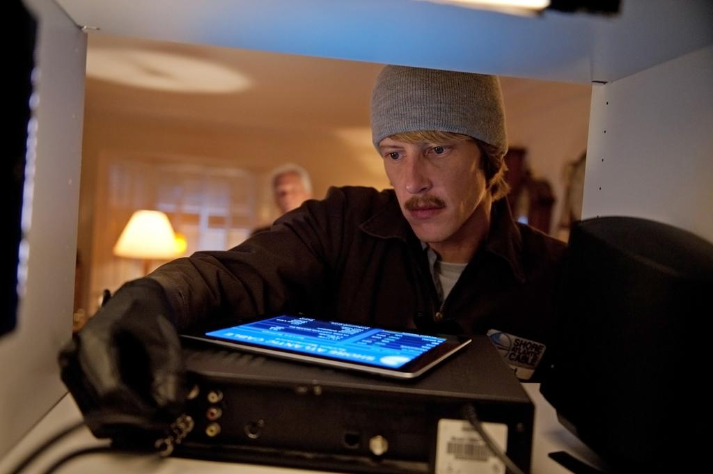 """Nolan (Gabriel Mann) in the """"Grief"""" episode of """"Revenge.""""<br><br>Tune in to """"Revenge"""" this week to see what happens -- and be sure to download our super-cool TV app, IntoNow, and <a href=""""http://www.intonow.com//promo/revenge"""">enter our """"Revenge"""" sweepstakes</a> to win a luxury getaway in the Hamptons."""