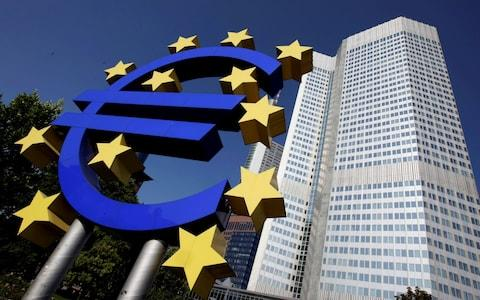 ECB - Credit: Alex Grimm/REUTERS