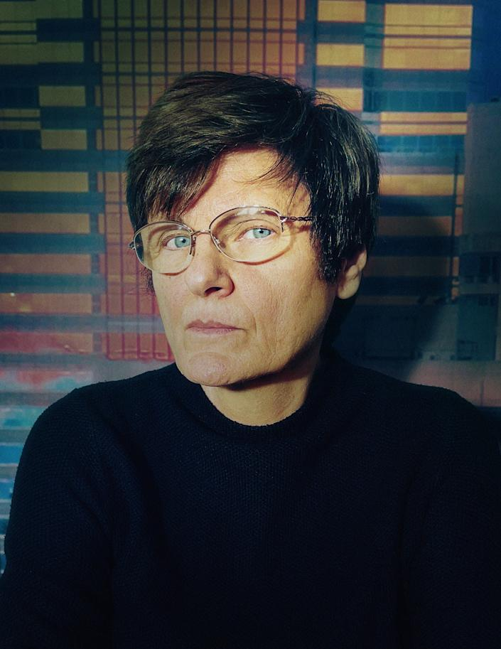 """<strong>Katalin Kariko, Senior vice president, BioNTech</strong>. In 1995, after years of struggle, Hungarian-born Katalin Kariko was pushed off the path to full professorship at the University of Pennsylvania. Her work on mRNA, molecules she believed could fundamentally change the way humans treat disease, had stalled. Then, in 1997, she met and began working with immunologist Drew Weissman. In 2005, they published a study describing a modified form of artificial mRNA—a discovery, they argued, that opened the door to mRNA's use in vaccines and other therapies. Eventually, Kariko and Weissman licensed their technology to the German company BioNTech, where Kariko, shown here in a portrait shot by a photographer working remotely, is now a senior vice president. Her patience paid off this year. The mRNA-based Pfizer-BioNTech coronavirus vaccine, which Kariko helped develop, has been shown to be 95% effective at preventing COVID-19.<span class=""""copyright"""">Dina Litovsky—Redux for TIME</span>"""