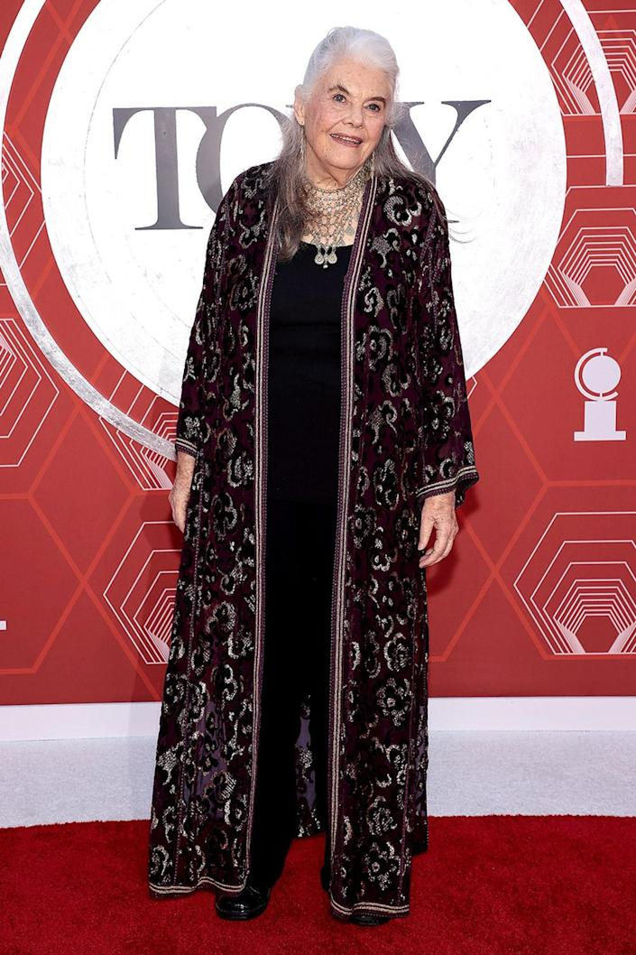 <p>Lois Smith is nominated for best featured actress in a play for her role in <em>The Inheritance. </em></p>