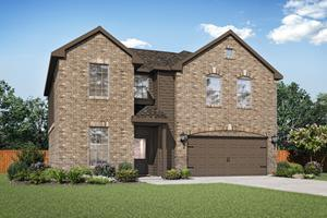 The brand-new Ozark plan offers a spacious, open layout paired with a host of impressive upgrades.