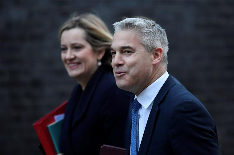 Brexit Secretary: Stephen Barclay (REUTERS)