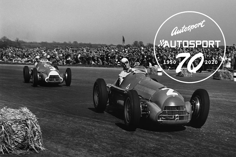 Remembering F1's first great racing machine