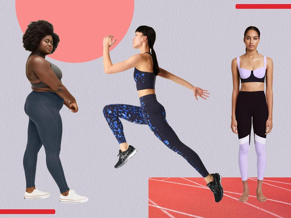 <p>Boost your mood and energy levels with the best high-tech performance sportswear </p> (iStock/The Independent)
