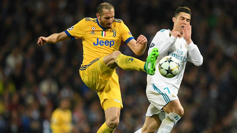 Juve shouldn't be surprised by 'laughable' penalty – Chiellini