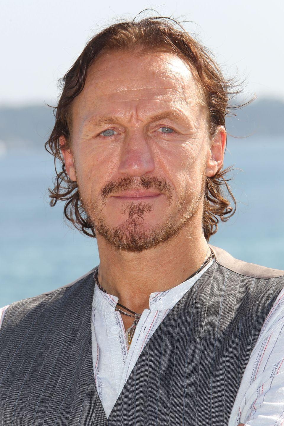 <p>Jerome Flynn, who plays Bronn, in 2012.</p>