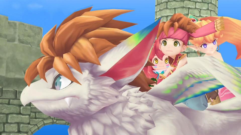 'Secret of Mana' is a beloved game, but its remake doesn't do it justice.