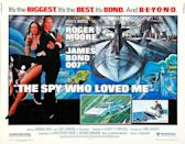 Roger Moore's third 007 film is packed with iconic moments, and considered his best Bond film by the fans. Opening with the Union Jack parachute jump off the mountain, followed by Carly Simon's <em>Nobody Better Does It Better, </em>and packing in an iconic villain (Jaws), iconic Bond girl (Barbara Bach's Agent XXX), a submarine-swallowing supertanker, and - of course - Bond's underwater car, it's an all-time high for the series. (Eon/MGM)
