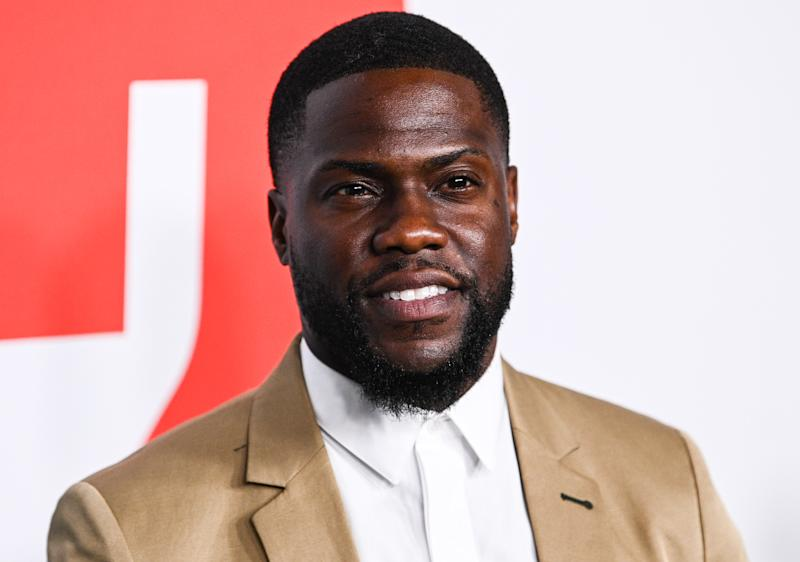 Jumanji: Next Level Star Kevin Hart's Car Accident Report Has Been Released