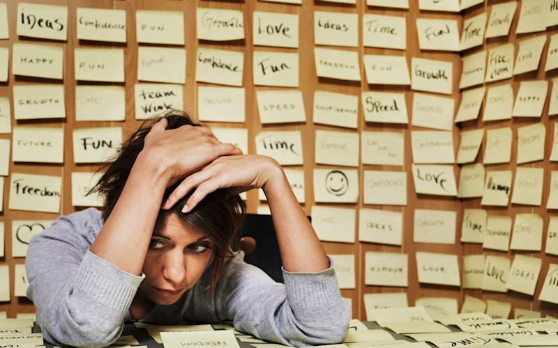 If work is getting you down, the solution isn't necessarily to quit - The Image Bank