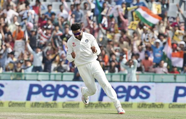 India Vs South Africa First Test Match At Mohali : News Photo
