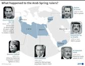 What happened to the Arab Spring rulers?