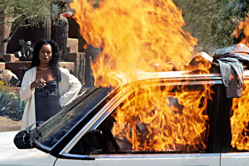Angela Bassett in Waiting to Exhale.