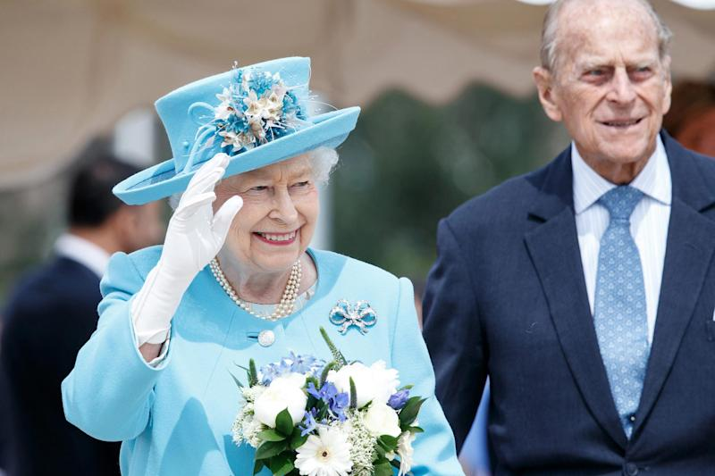 When you've been married 70 years, you're bound to have some cute nicknames for each other—and Prince Philip and Queen Elizabeth are no exception.